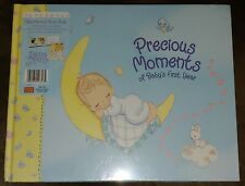 Memory Photo Book Fill-In Precious Moments of Baby's First Year Brand New Sealed