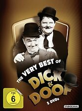 DICK & DOOF Laurel und Hardy THE VERY BEST OF 5 DVD Box Collection HIGHLIGHTS
