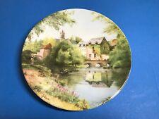 Michel Julien-First Plate In Series-1987-D'Arceau -Limoges-Along The Riverside