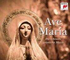 AVE MARIA (WIENER SÄNGERKNABEN, PETITE BANDE, CLEMENSIC CONSORT,...)  3 CD NEW+