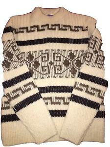 Vintage autentic SALEWA Wool Sweater for Men Size eu-52  usa-XL