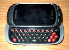 Samsung Gravity 3 Red (T-Mobile) - 2.0 Megapixels - Powers Up - Parts Only