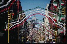 074061 Festival Italiano en Mulberry Street A4 Foto Impresión