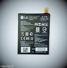 Original LG Google Nexus 5X H791 Akku BL-T19 2700mAh 3.8V LG Batterie NEU Bulk
