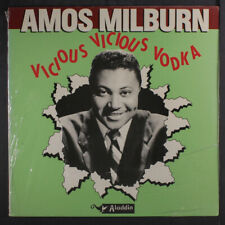 AMOS MILBURN: Vicious Vicious Vodka LP Sealed (France) Blues & R&B