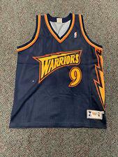 Starter Authentic Golden State Warriors John Starks jersey size 48 vintage VTG