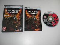 GEARS OF WAR 1 Pc DVD Rom GOW - FAST SECURE DISPATCH