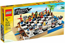 Lego 40158 Pirates Chess Set Retired Product 5 off With Pick5