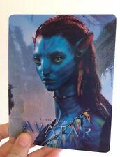 Avatar Lenticular Magnet cover 3D  Flip effect for Steelbook