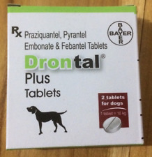 Bayer DRONTAL PLUS TABLETS -2TABS