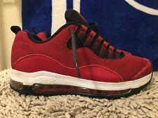 Nike Jordan CMFT Max 10 Candy Pack, 442087-601, Red / White, Mens Size 8