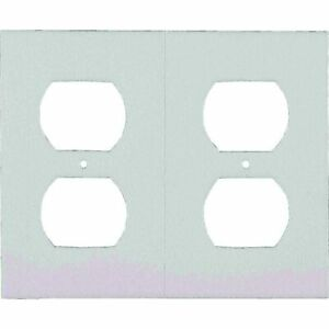 M-D Building Products 87916 M-D Closed-Cell Receptacle Insulating Wall Plate
