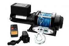 Elektrische ATV Quad Seilwinde Winde 12 V 4000 Lbs Funkfernbedienung Kustoffseil