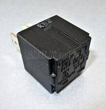 698-fiat ALFA LANCIA (09-17) 4-pin Multifunzionale Nero relay 1 / 11310 / 87 12V 50 A D272