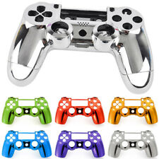 IG_ Front Upper Protective Shell Cover for PS4 Controller Game Accessories NEW