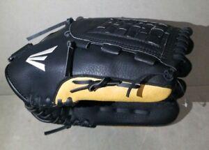 "Brand New Easton Black Magic Baseball Glove 12.5"" BX1250B RHT EXCELLENT soft"