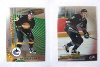 1997-98 Pacific Dynagon #129 Mogilny Alexander silver   canucks