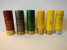 12 & 20 Gauge Shotgun Snap Caps- Hunters Safety Training Ammo, package of 6