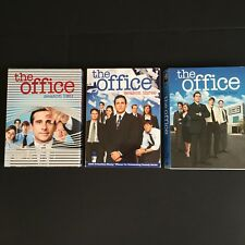 The Office - Seasons 2, 3, and 4 DVD Box sets - Emmy winning EUC (V2)