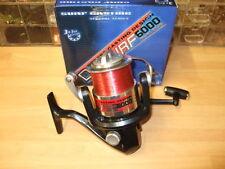 Pier Rock Spin Spinning Reel GUNSHIP 5000 RD Fishing Reel with Line