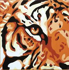 "Kit De Arte Mosaico mosaicraft píxel Craft /""Tigre Acechando /'pixelhobby"