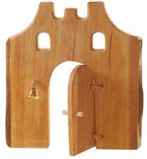 Kinderkram Ritterburg Tor mit Glocke 5540540
