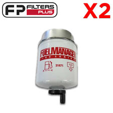 31871 Twin Pack Genuine Fuel Manager Filter - 5 Micron - Protect your injectors