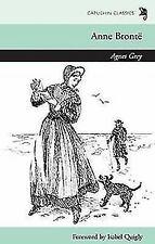 Agnes Grey (Capuchin Classics) Brontë, Anne Paperback