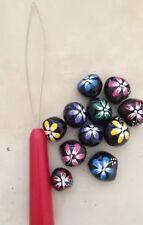 Hawaiian Kukui Nut Wire Threader Tool Lei Making Beading DIY Crafting Hobby