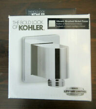 Awaken Wall Supply Elbow Vibrant Brushed Nickel Finish - KOHLER 98350-BN