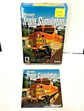 Microsoft Train Simulator (PC, 2001)