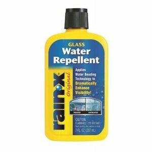 Rain-X Original Windscreen Glass Water Repellent 207mL Rainx 800002243 rain x