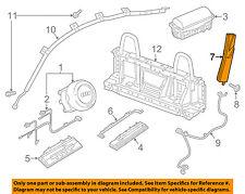 AUDI OEM 16-18 TT Quattro Restraint System-Front Seat Air Bag Left 8S8880241J