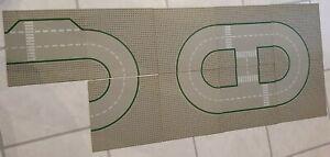 Lego straßenplatten grau