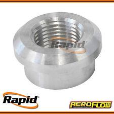 "Weld-On Aluminium Female NPT Fitting 3/8"" NPT Aeroflow AF998-06D"