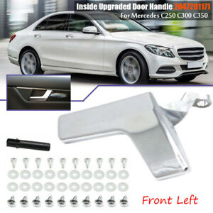 Inner Door Handle Repair Kit Left Side 204 720 11 71 For Mercedes C63 C350 C300 C230 GLK350 GLK300 C250