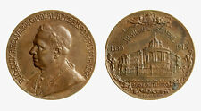 pcc2135_47) Medal Brasil  Joaquim Arcoverde 1915 Jubileu Episcopal mm. 50