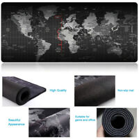 New Extended Gaming Mouse Pad Desk Keyboard Mat Large Size 800MM X 300MM