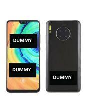 TELEFONO FINTO DUMMY SCHERMO COLORATO REPLICA Huawei Mate 30 NERO