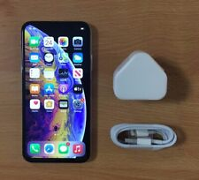 Apple iPhone XS - 256GB - Silver (Unlocked) A2097 (GSM) (Faulty Face ID) (T63)