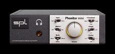 SPL Phonitor mini Headphone Amp w/spatial control & balanced inputs $850 list !