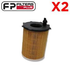 2 x WCO100 Wesfil Oil Filter - Citroen, Ford, Mini, Peugeot, Volvo - R2684P