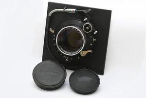 """Voigtländer-Technika Apo-Lanthar 21cm f/4,5 auf 4x5"""" Sinar Platte"""