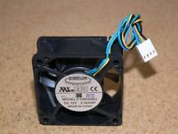 IMC 2 Boxer 4710PL-04W-B30 12VDC 0.35A 120x120x25mm Cooling Fan Made in Japan