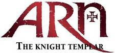 ARN: THE KNIGHT TEMPLAR Movie POSTER 27x40 C Joakim N tterqvist Sofia Helin