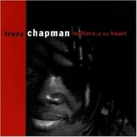 "TRACY CHAPMAN ""MATTERS OF THE HEART"" CD NEW+"