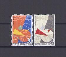 CYPRUS (GR), EUROPA CEPT 2003, POSTER ART, MNH