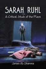 Sarah Ruhl: A Critical Study of the Plays, Plays, Theater, Drama, Literature, Ac