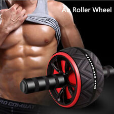 Ab Roller Wheel with Knee Pad Ultra-Wide Abs Wheel Abdominal Workout Equipm yy