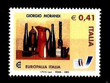 ITALIA REP. - 2003 - Europalia Italia 2003 - 0,41€ Natura morta Morandi singolo
